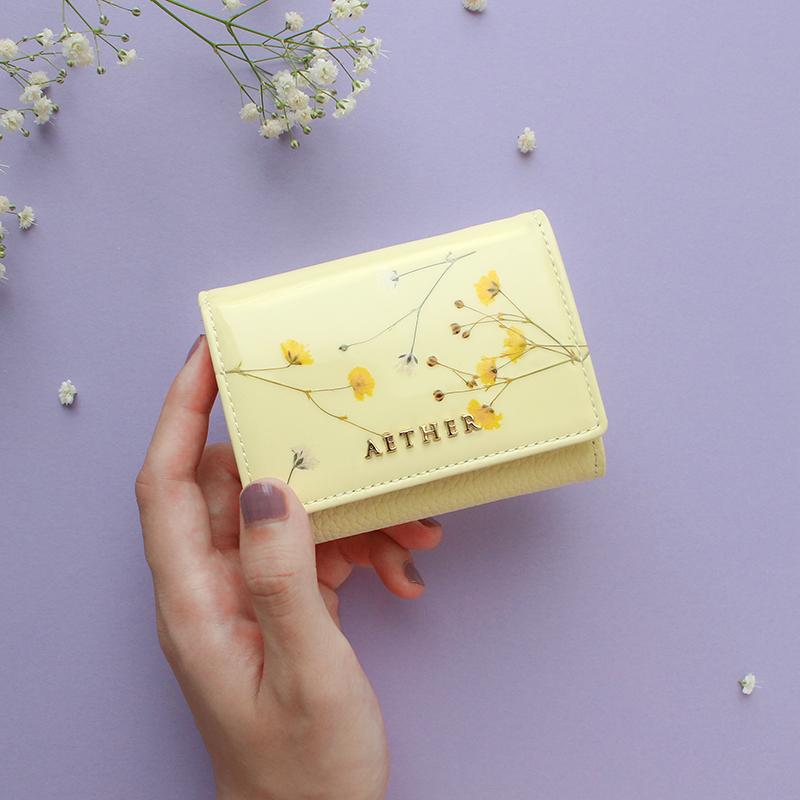 ジプソフィア ミニ財布