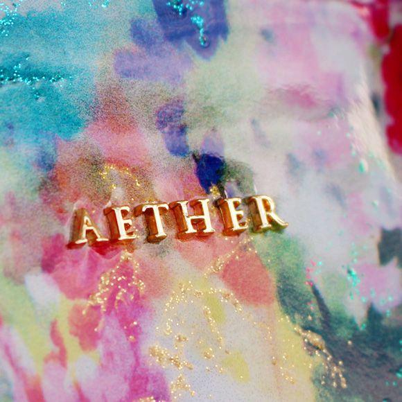 AETHET(エーテル)のロゴ