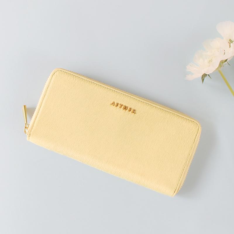 「アリュール」財布(ファスナー)