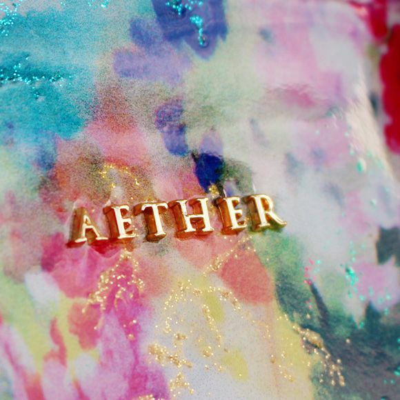 AETHER(エーテル)のロゴ