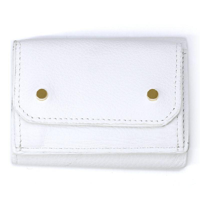 AETHER×BIZOUXコラボ ミニ財布(三つ折り)
