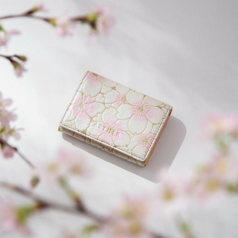 「サクラ」ミニ財布(4way)