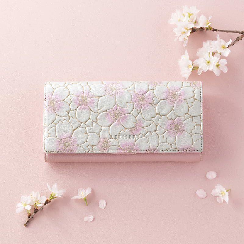 「AETHER(エーテル)」オススメの長財布
