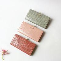 「ニナ」長財布(がま口)