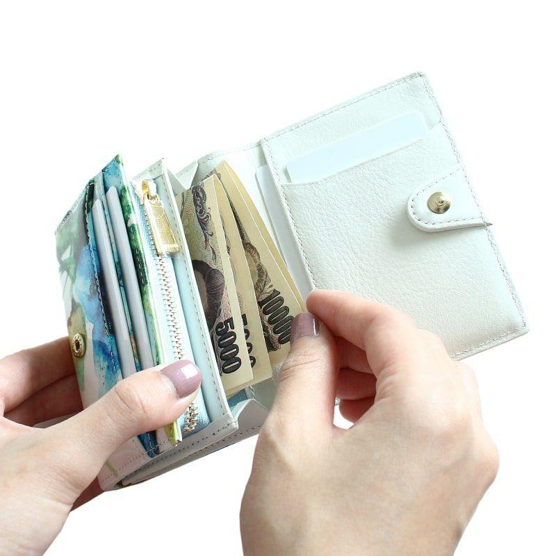 2段カードポケット