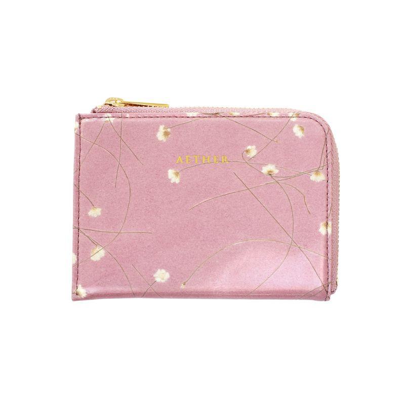 ミニ財布(L字ファスナー)