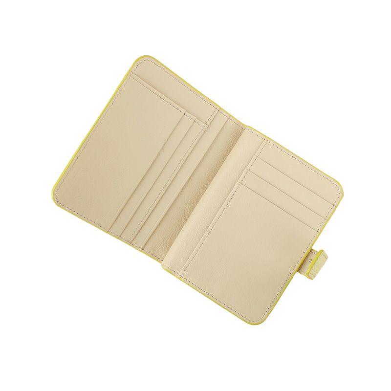 ヘアカーフ「アリュール」二つ折り財布(がま口)