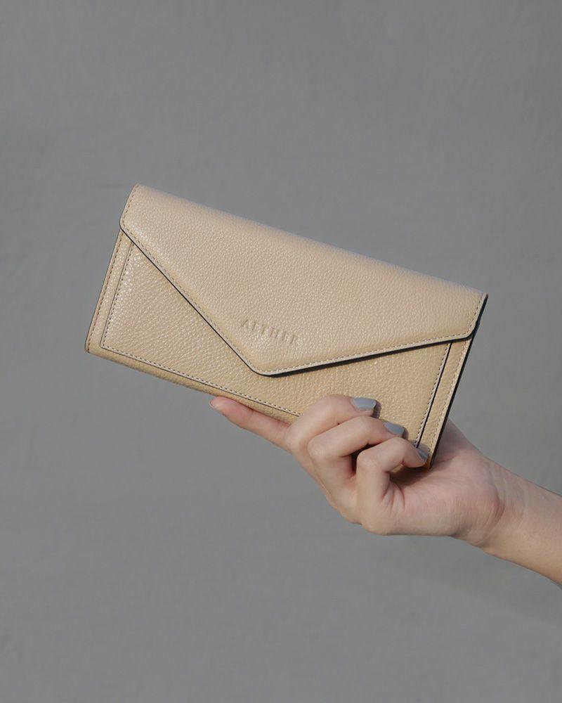 「エクラ」長財布(レター型)