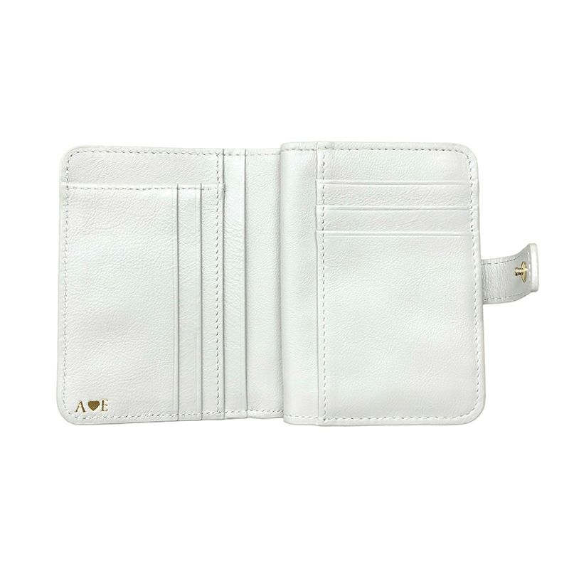 無料刻印サービス 二つ折り財布